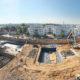 BUWOG NEUE MITTE SCHÖNEFELD: Die Baustelle im August