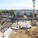 Baustellenfoto BUWOG NEUE MITTE SCHÖNEFELD